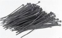 Cable Tie 100x3mm BLACK pack of 500
