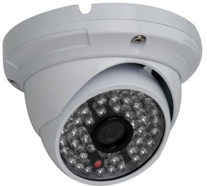 "Yaha DA11306-3.6m AHD Camera 1/3"" Sony 1.3MP 960P IR Dome Camera"
