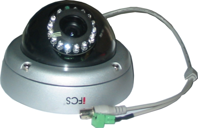 IFCS 3525 Vandal-Proof IR camera 550TVL