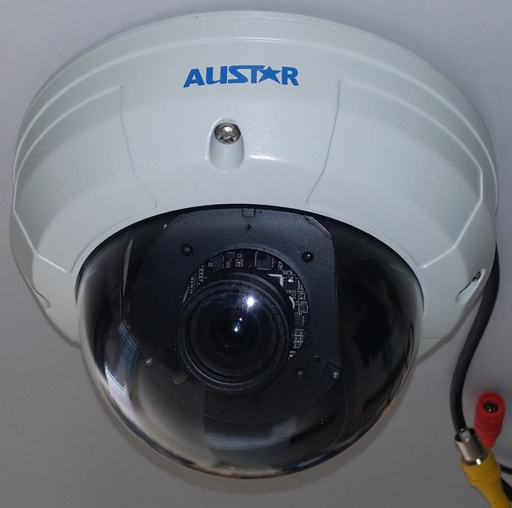 CCTV Camera for home Business 2.8-12mm Vandal Weather Proof