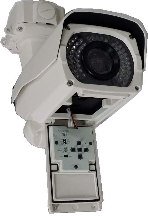 CCTV Camera IR LED Vandal weatherproof 700TVL 5~50mm Dual Voltag