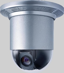 "PTZ High Speed Domes Zoom Camera 6"" Internal 540 TVL."