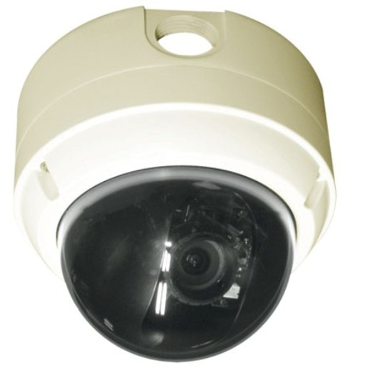 Professional CCTV vandal Camera DC/AC 6-50mm - Made in Korea