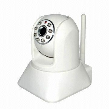 1.3MP High Definition Digital Wireless WiFi P2P CCTV IP Camera