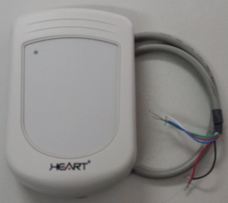Heart HID Proximity Standard Wiegand Card Reader