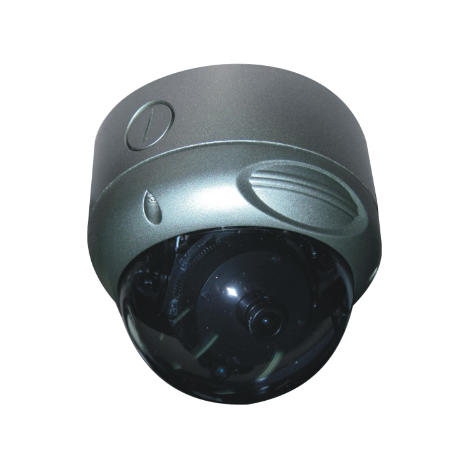 Austar Outdoor IP Dome Camera 540TVL Auto Iris Vari 2.8-11mm