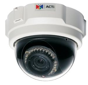 ACM-3511 Megapixel IP IR D/N PoE Fixed Dome with Vari-focal Lens