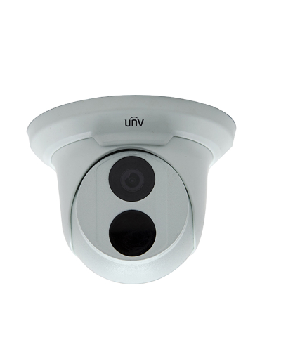 Uniview IP66 IR 4MP Metal Base IP Dome Camera Call for price