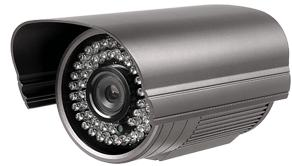 YAHA-6507G, 540 TVL IR Water proof Indoor / Outdoor Camera.