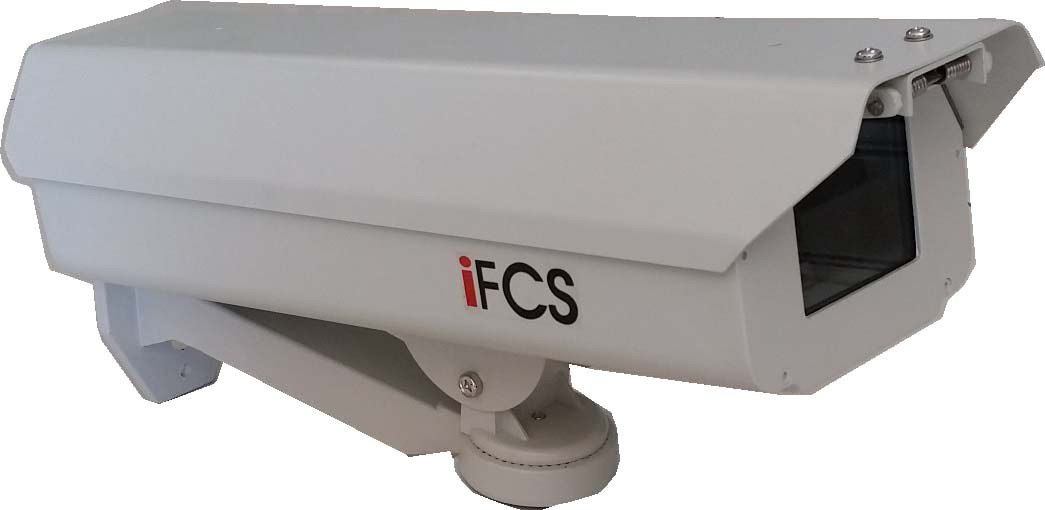 iFCS CCTV Camera indoor/outdoor housing with heater and Fan