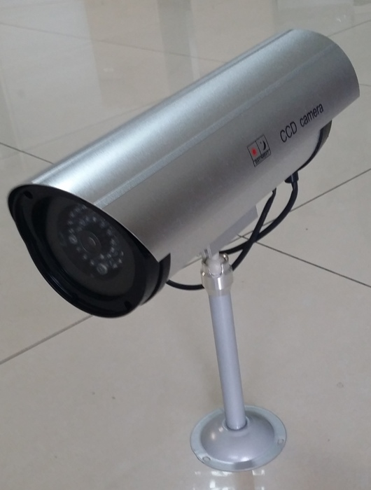 Dummy CCTV Indoor /Outdoor Camera Weather-proof IR Camera