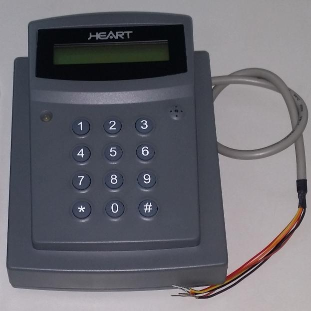 Heart Stand Alone Access Control System